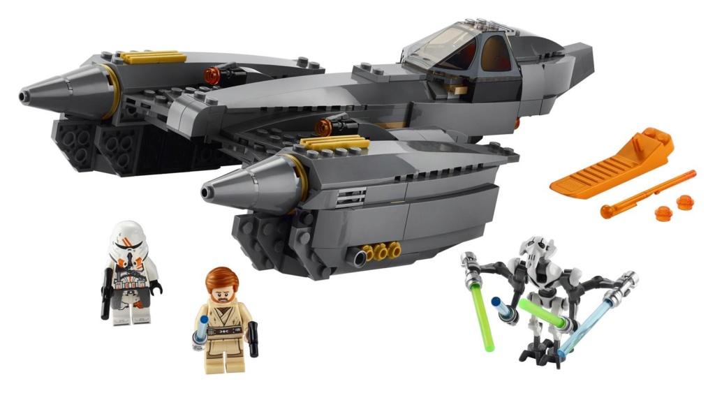LEGO Star Wars - 75286 - General Grievous's Starfighter 75286_19