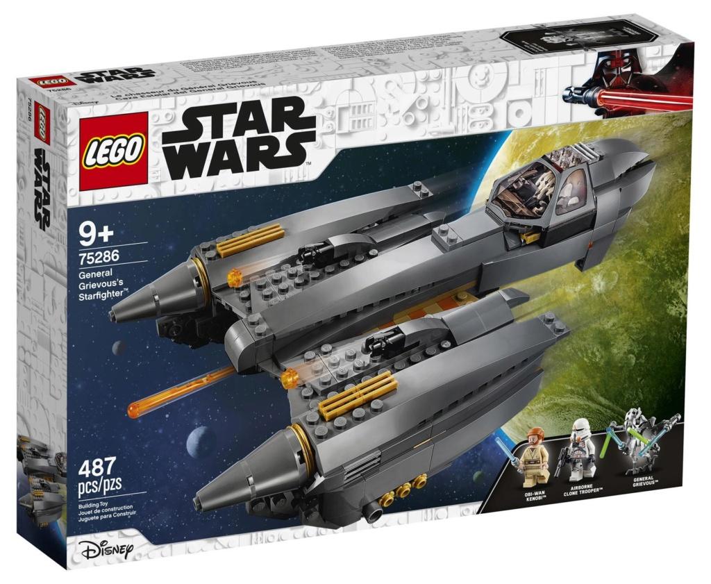 LEGO Star Wars - 75286 - General Grievous's Starfighter 75286_20