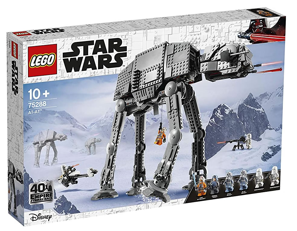 LEGO Star Wars - 75288 - AT-AT (2020) 75288_10