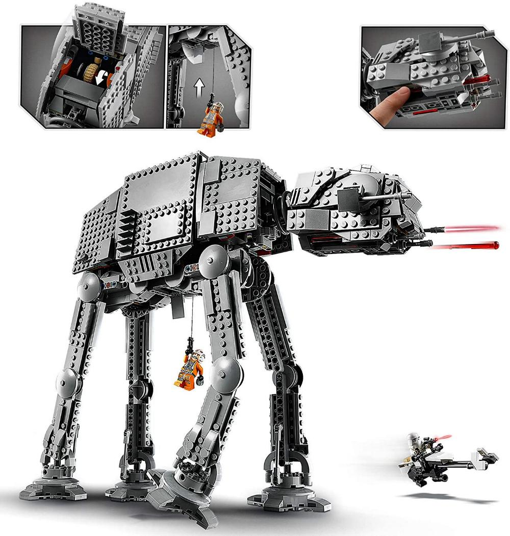 LEGO Star Wars - 75288 - AT-AT (2020) 75288_12