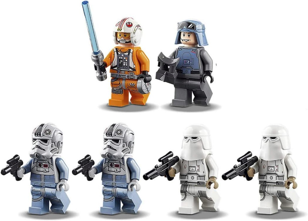 LEGO Star Wars - 75288 - AT-AT (2020) 75288_16