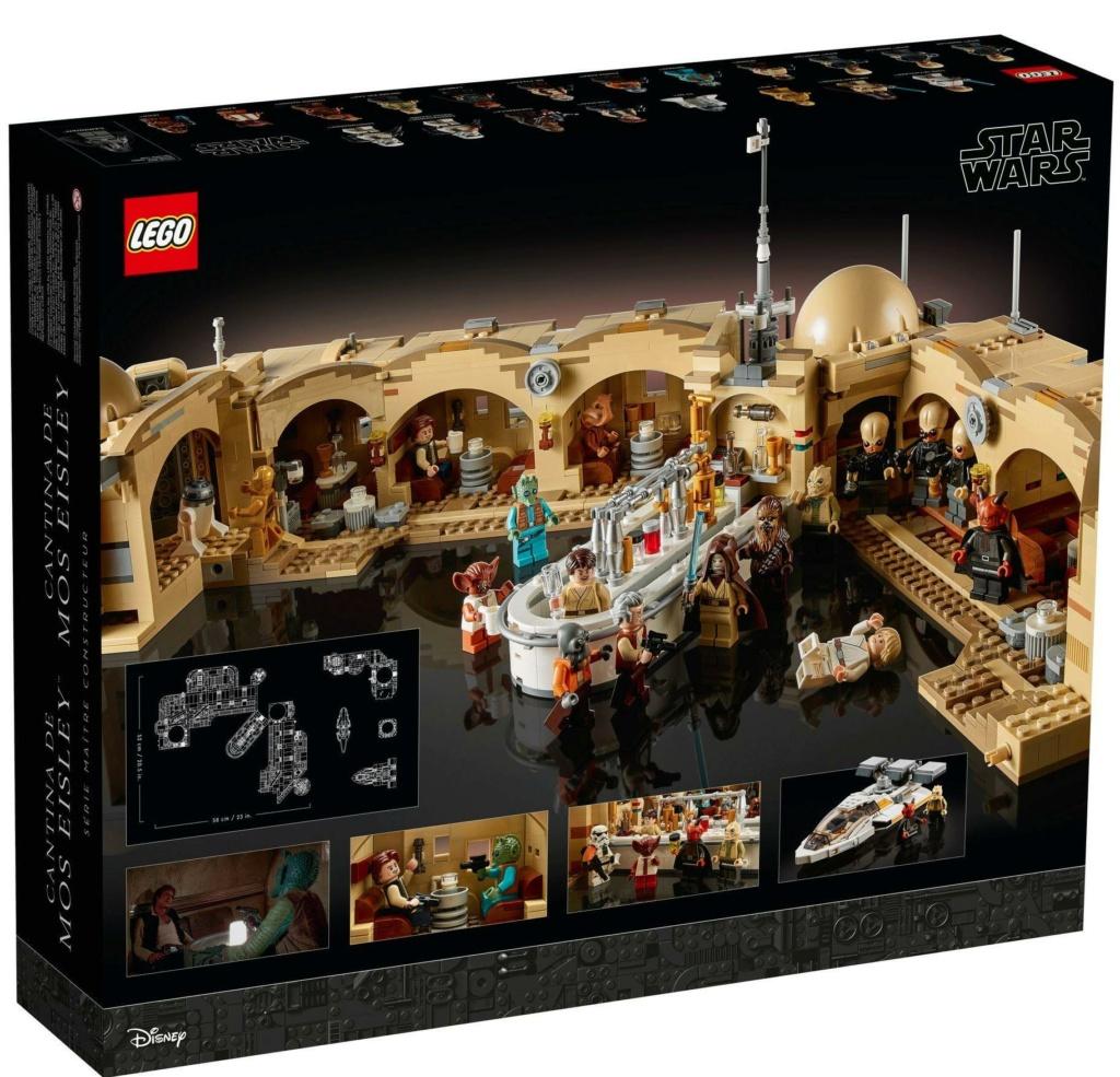 LEGO Star Wars - 75290 - Mos Eisley Cantina 75290_14