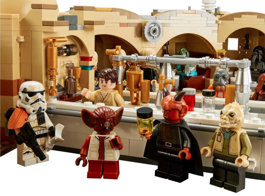 LEGO Star Wars - 75290 - Mos Eisley Cantina 75290_17