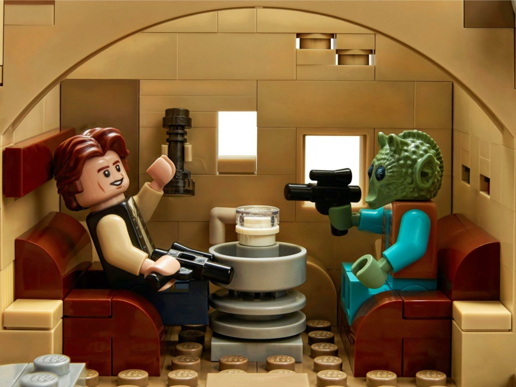 LEGO Star Wars - 75290 - Mos Eisley Cantina 75290_18