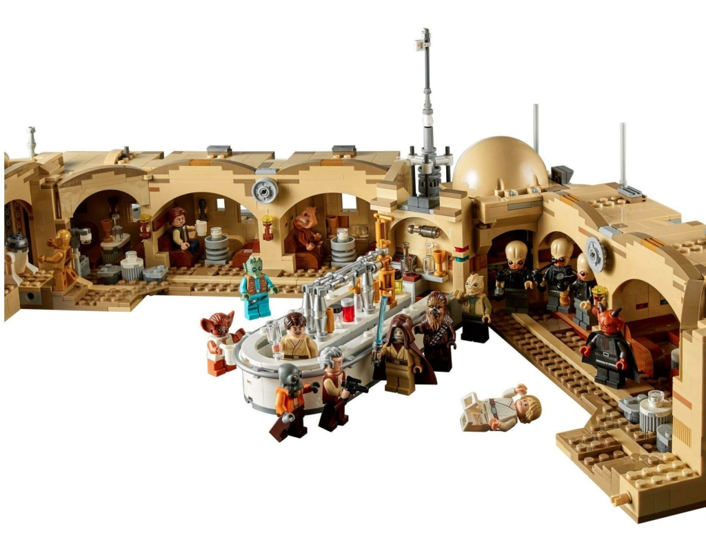 LEGO Star Wars - 75290 - Mos Eisley Cantina 75290_19