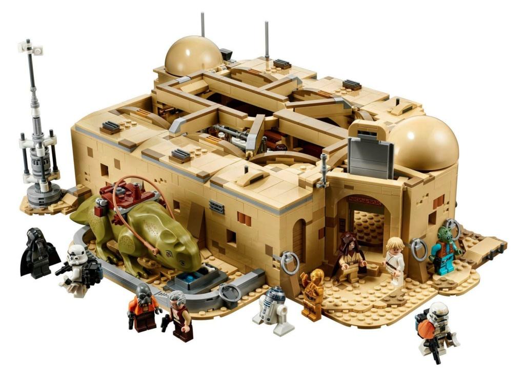 LEGO Star Wars - 75290 - Mos Eisley Cantina 75290_20
