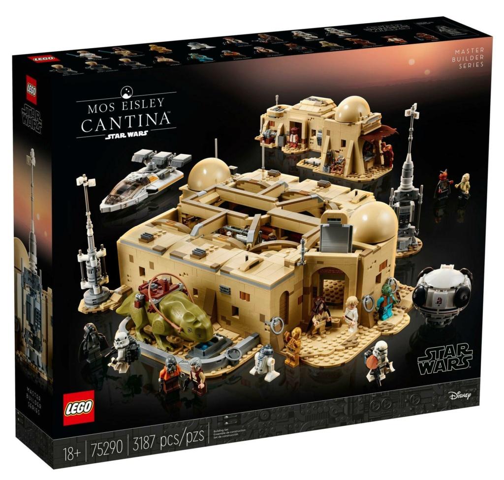 LEGO Star Wars - 75290 - Mos Eisley Cantina 75290_21