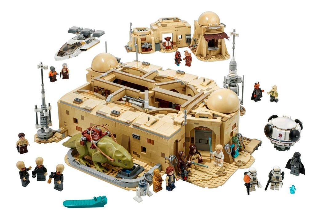 LEGO Star Wars - 75290 - Mos Eisley Cantina 75290_22