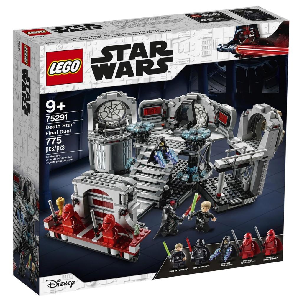 LEGO Star Wars - 75291 - Death Star Final Duel 75291_25