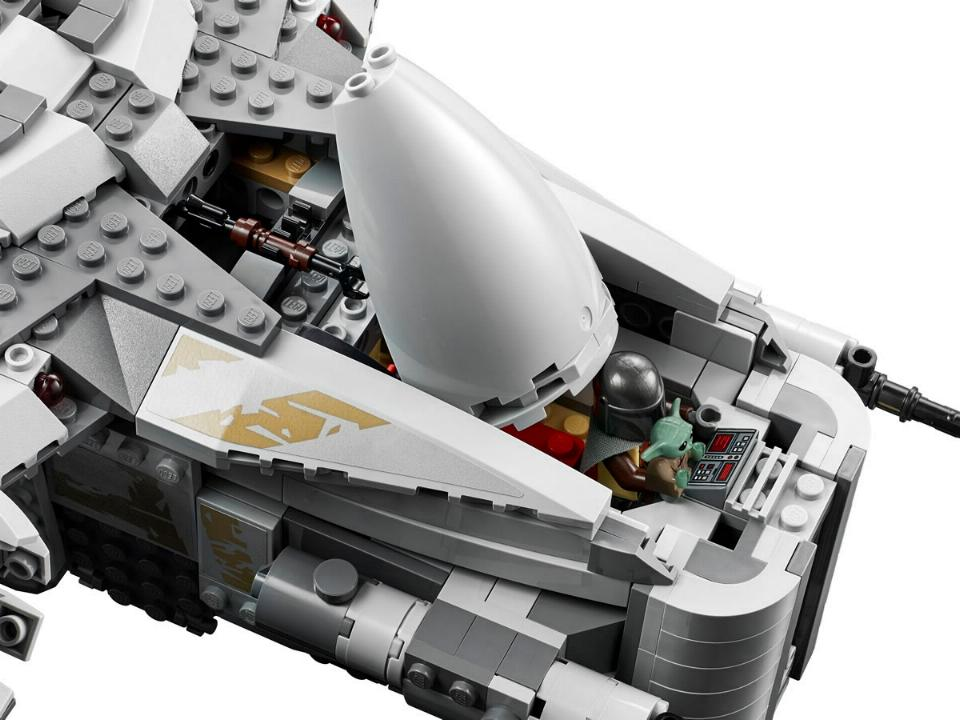 LEGO Star Wars The Mandalorian - 75292 - The Razor Crest 75292_18