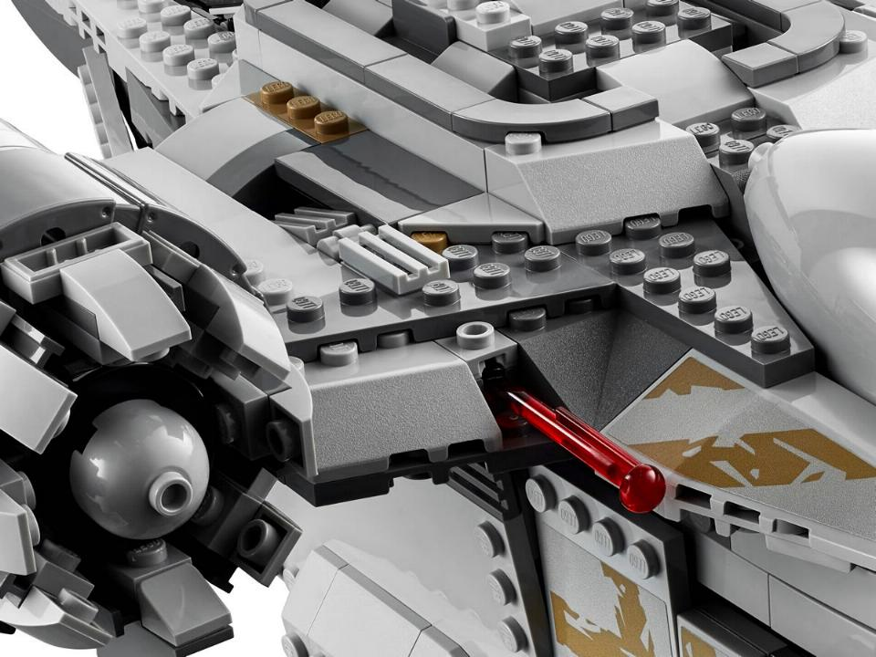 LEGO Star Wars The Mandalorian - 75292 - The Razor Crest 75292_19