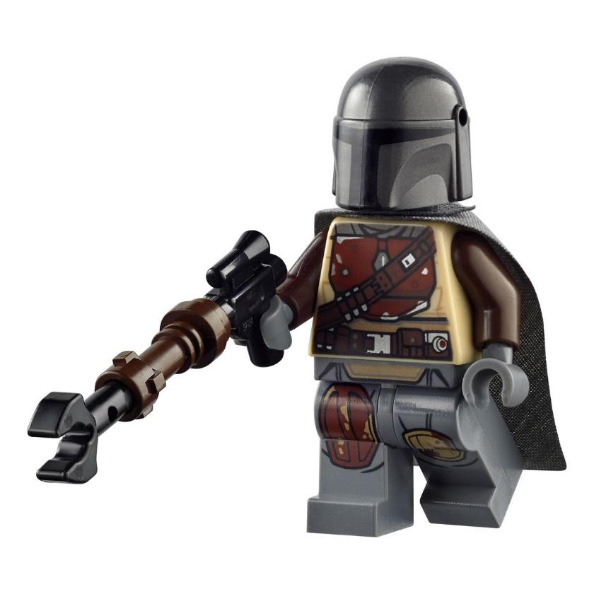 LEGO Star Wars The Mandalorian - 75292 - The Razor Crest 75292_28