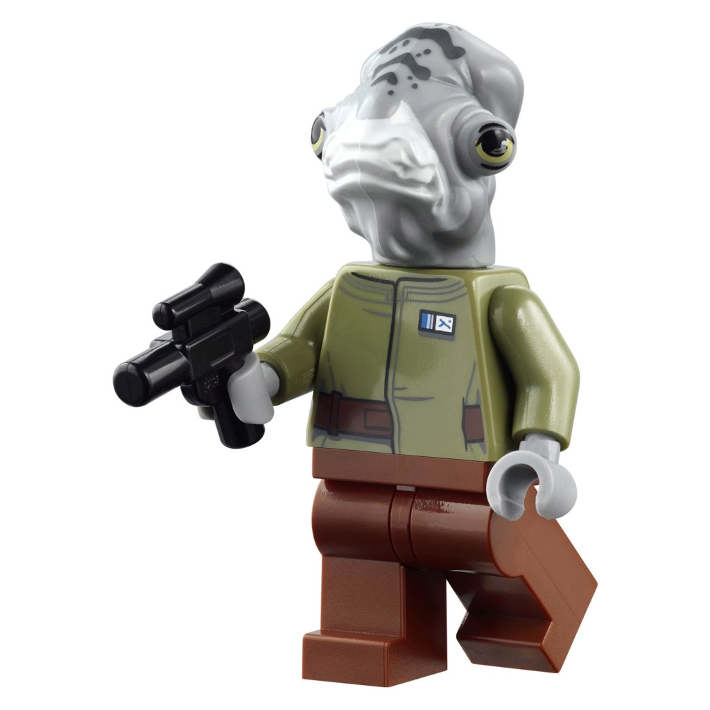 LEGO Star Wars - 75293 - Resistance I-TS Transport 75293_15