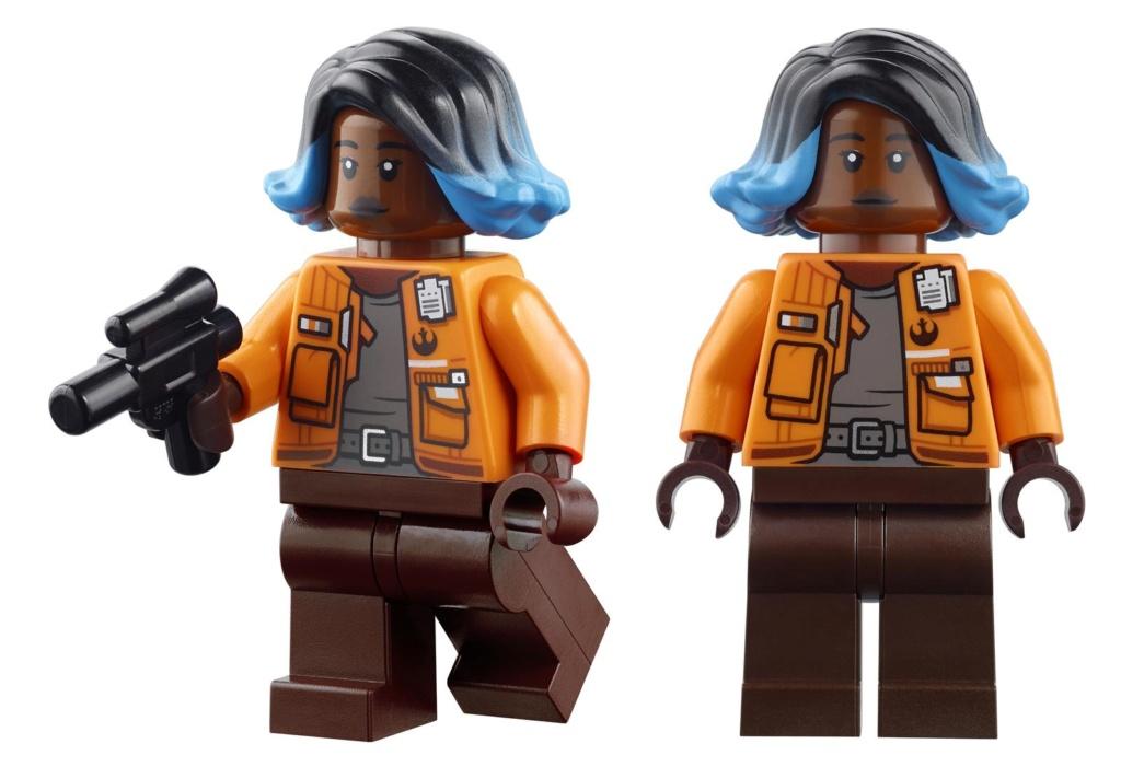 LEGO Star Wars - 75293 - Resistance I-TS Transport 75293_16