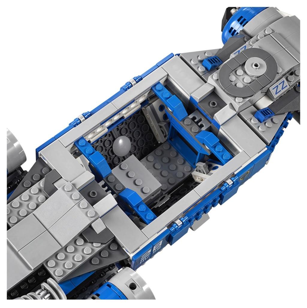 LEGO Star Wars - 75293 - Resistance I-TS Transport 75293_18