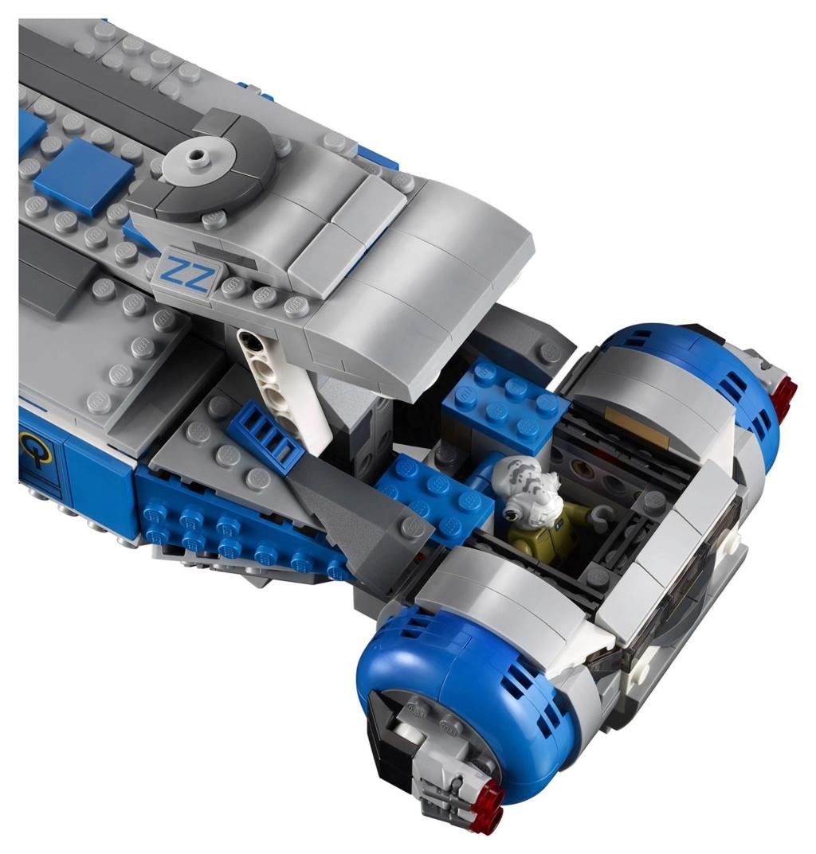 LEGO Star Wars - 75293 - Resistance I-TS Transport 75293_20