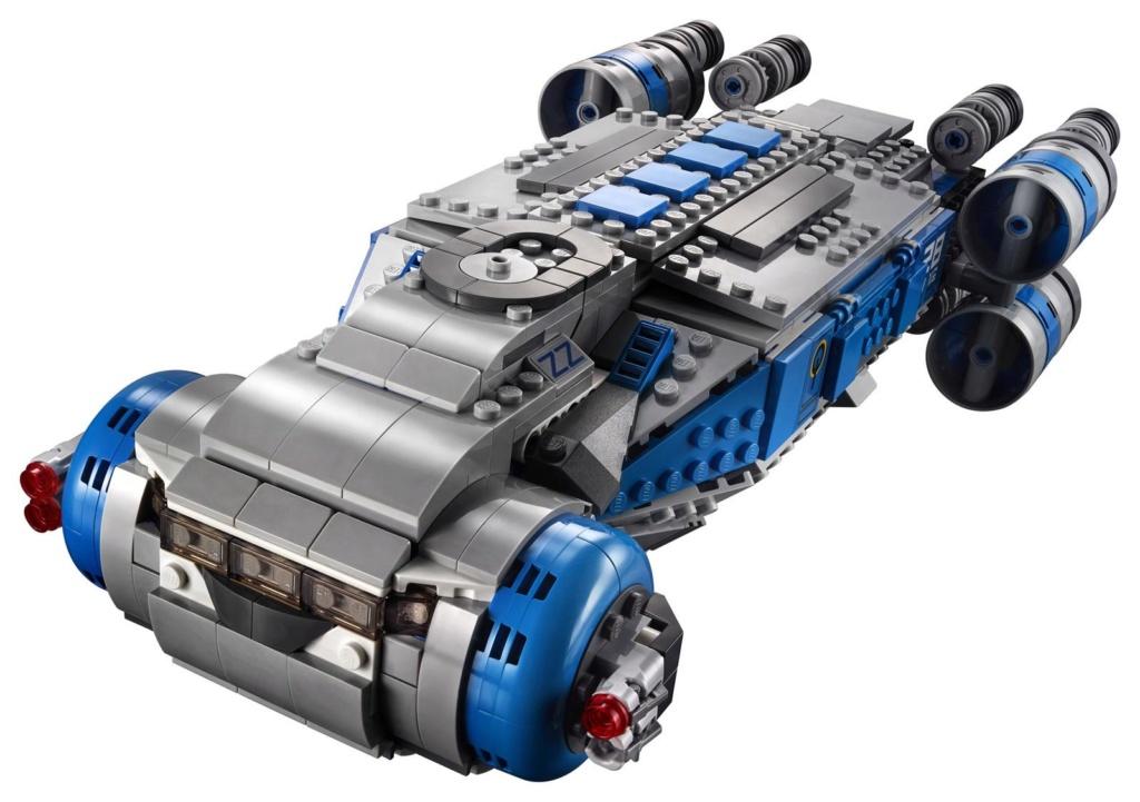 LEGO Star Wars - 75293 - Resistance I-TS Transport 75293_21