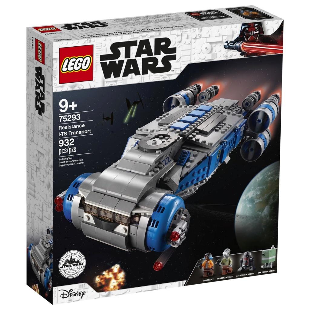 LEGO Star Wars - 75293 - Resistance I-TS Transport 75293_24