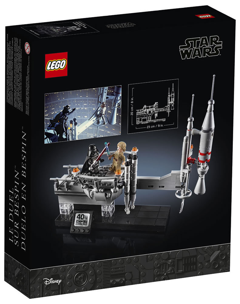 LEGO Star Wars - 75294 - Bespin Duel 75294-10