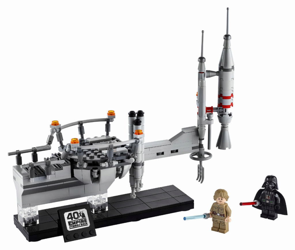 LEGO Star Wars - 75294 - Bespin Duel 75294-14