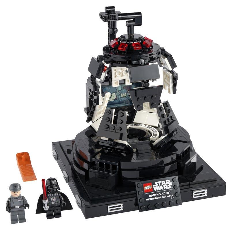 Lego Star Wars - 75296 - Darth Vader's Meditation Chamber 75296_12