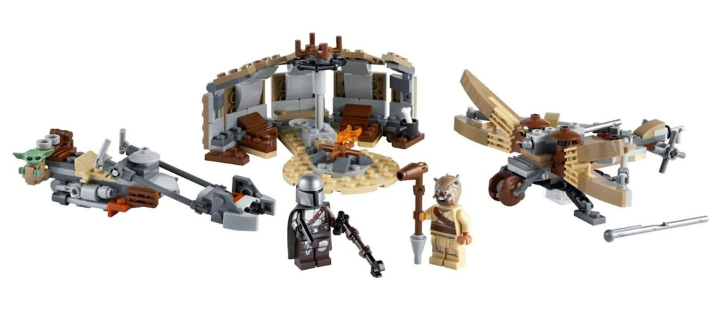 LEGO Star Wars - 75299 - Trouble on Tatooine 75299_10