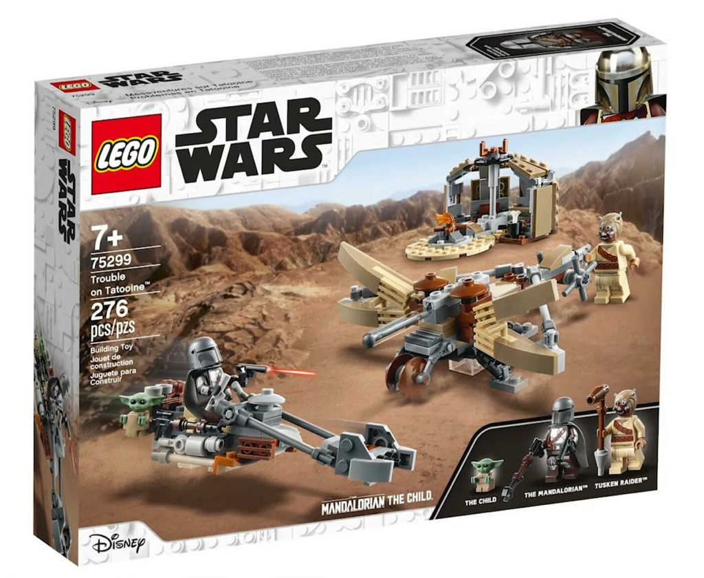 LEGO Star Wars - 75299 - Trouble on Tatooine 75299_12