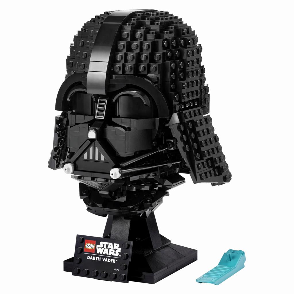 Lego Star Wars - 75304 - Darth Vader Helmet 75304_11