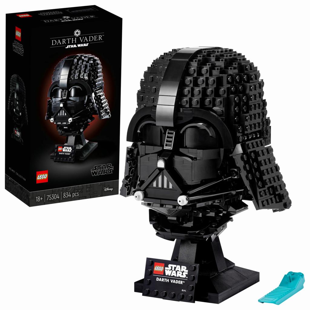 Lego Star Wars - 75304 - Darth Vader Helmet 75304_13