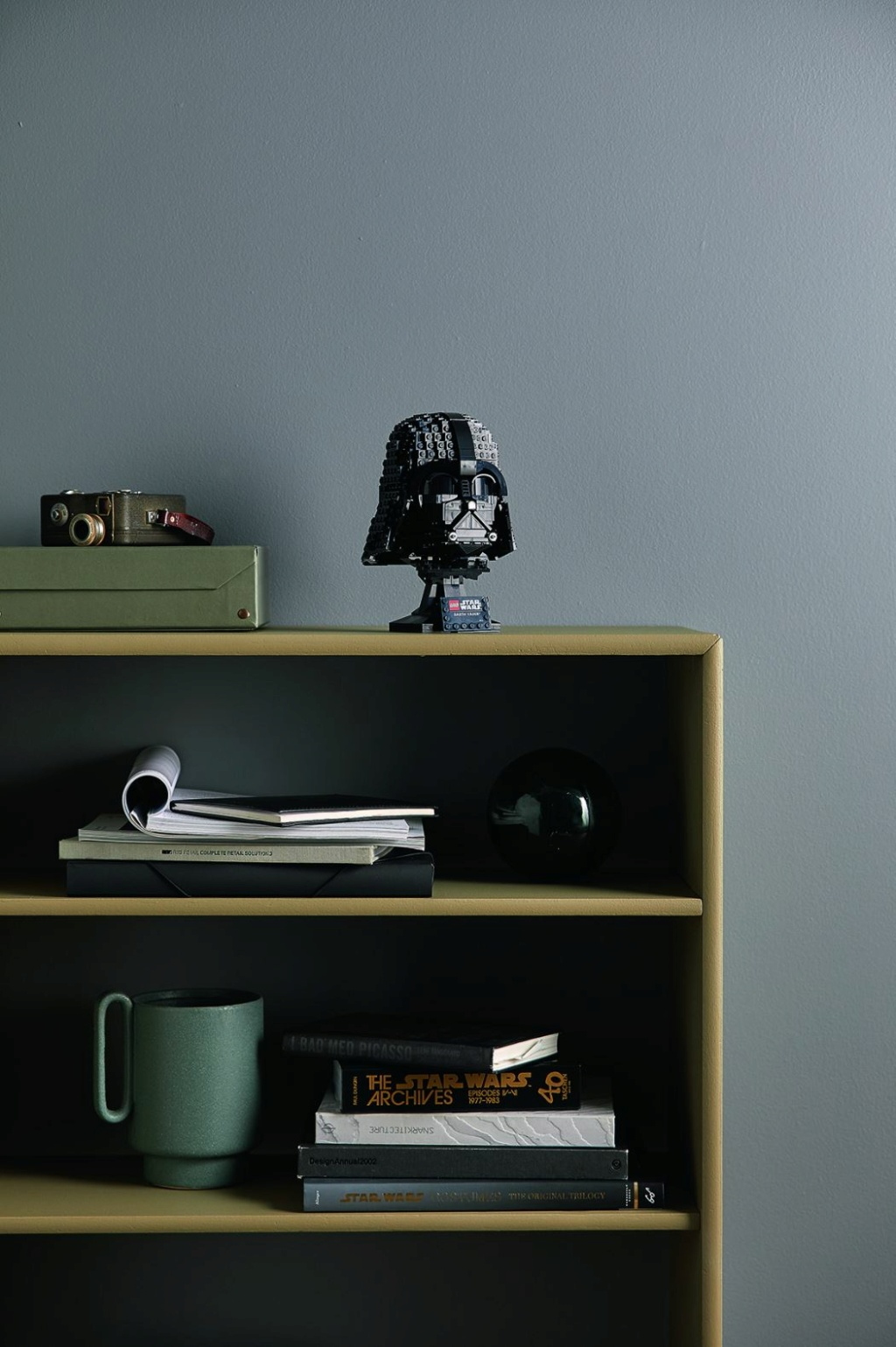 Lego Star Wars - 75304 - Darth Vader Helmet 75304_14
