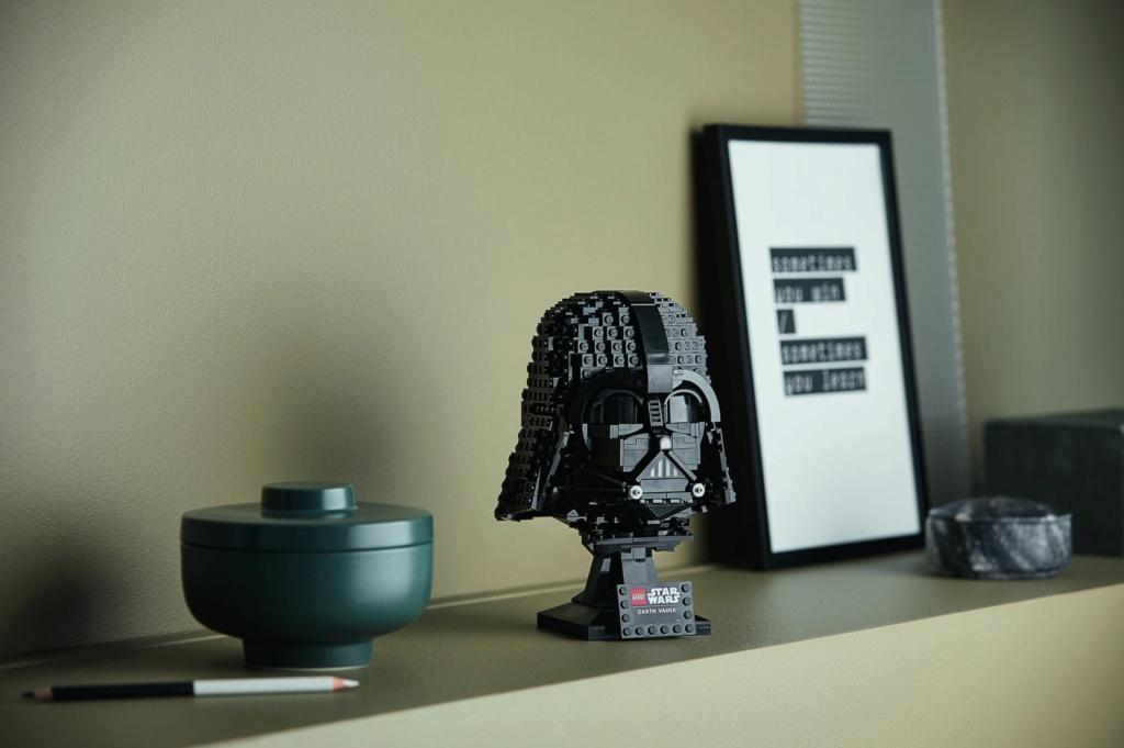 Lego Star Wars - 75304 - Darth Vader Helmet 75304_15