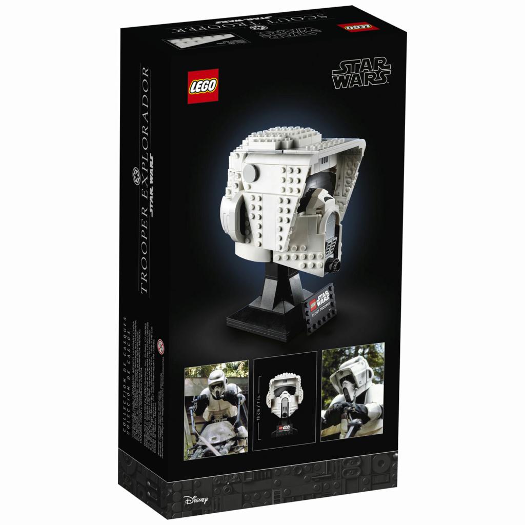 Lego Star Wars - 75305 - Scout Trooper Helmet 75305_10