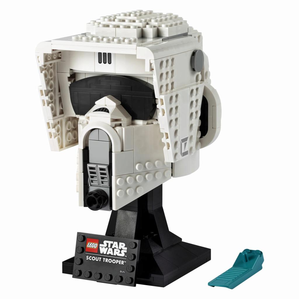Lego Star Wars - 75305 - Scout Trooper Helmet 75305_11