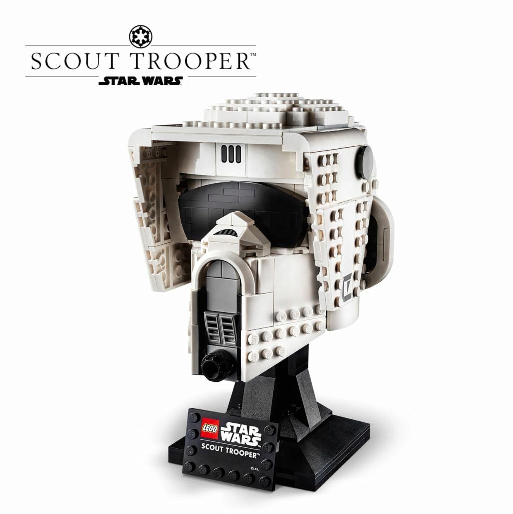 Lego Star Wars - 75305 - Scout Trooper Helmet 75305_20
