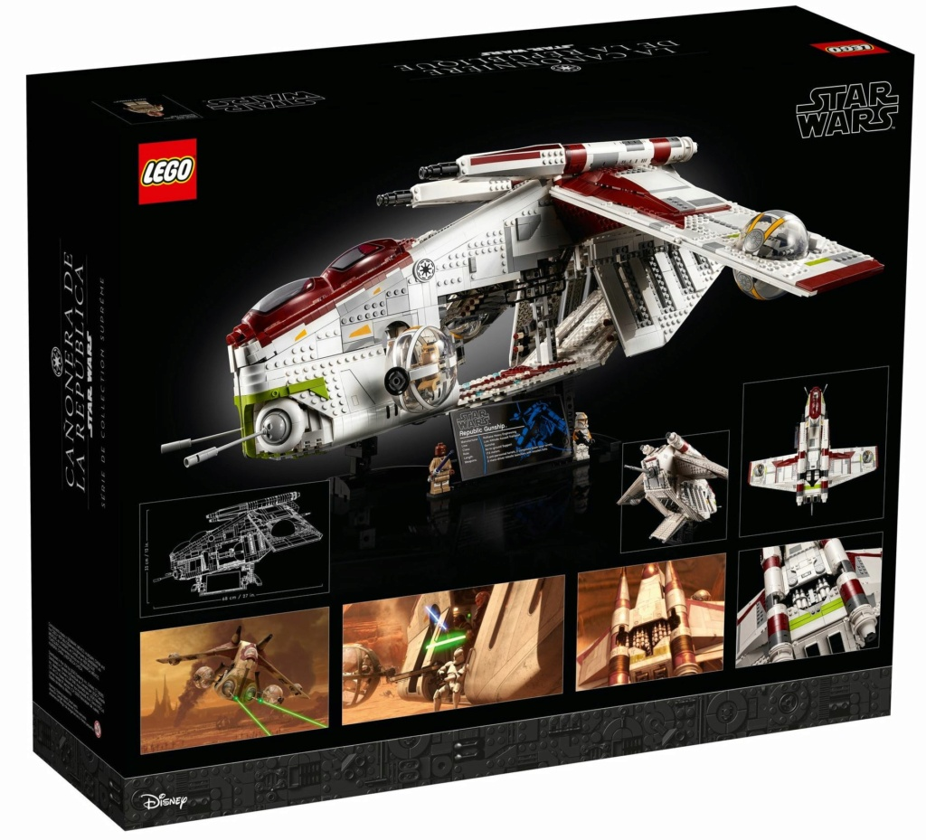 Lego Star Wars - 75309 - UCS Republic Gunship 75309_11
