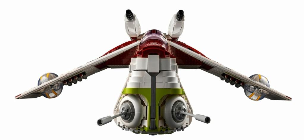 Lego Star Wars - 75309 - UCS Republic Gunship 75309_13