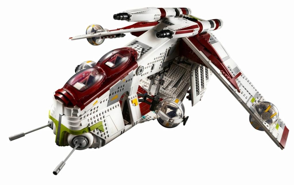 Lego Star Wars - 75309 - UCS Republic Gunship 75309_14