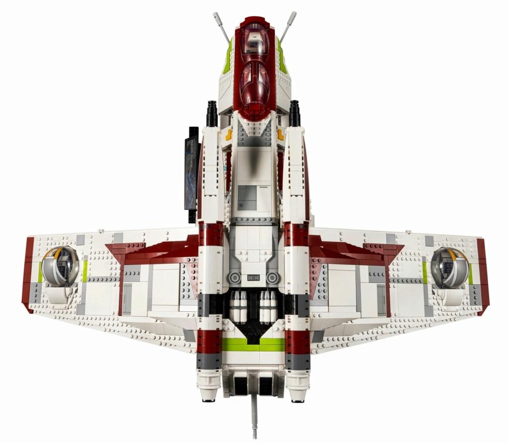 Lego Star Wars - 75309 - UCS Republic Gunship 75309_15
