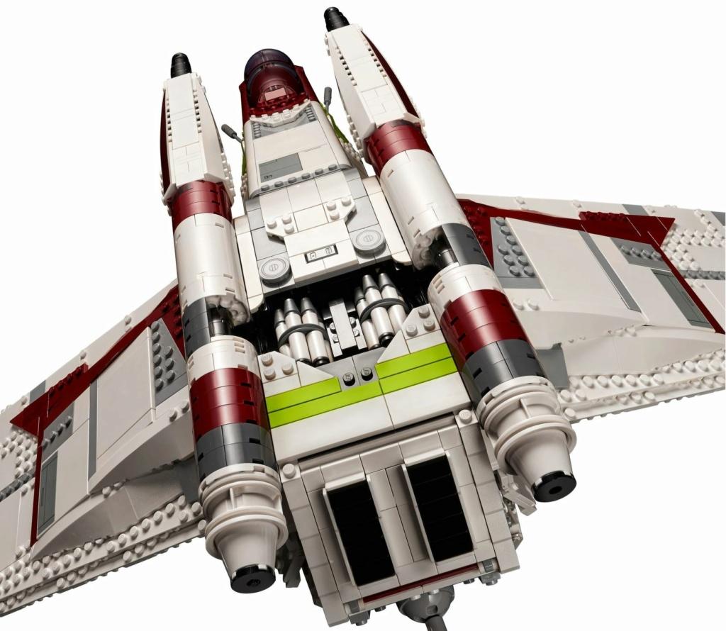 Lego Star Wars - 75309 - UCS Republic Gunship 75309_16