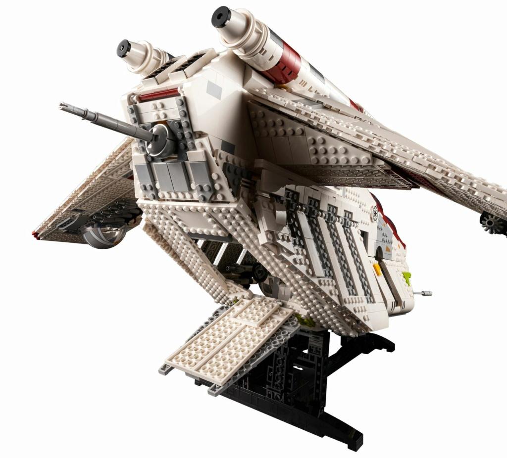 Lego Star Wars - 75309 - UCS Republic Gunship 75309_17