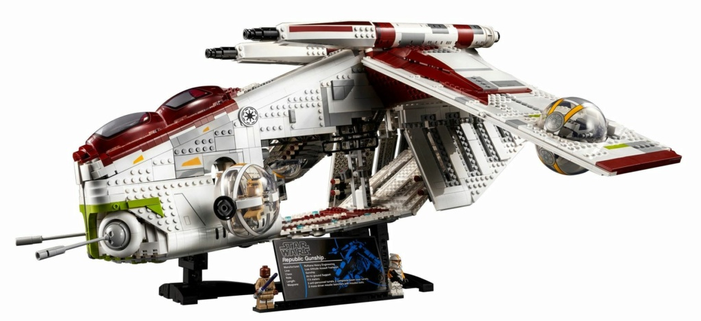 Lego Star Wars - 75309 - UCS Republic Gunship 75309_18