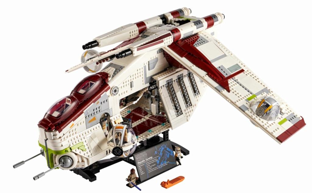 Lego Star Wars - 75309 - UCS Republic Gunship 75309_19