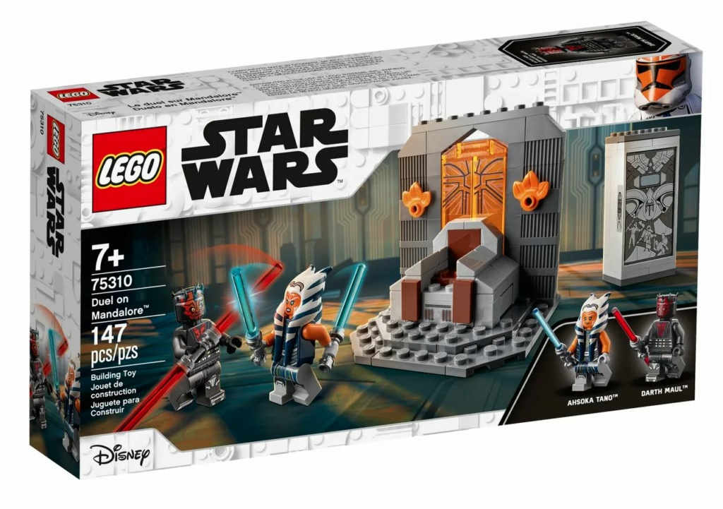 LEGO Star Wars - 75310 - Duel on Mandalore  75310_12