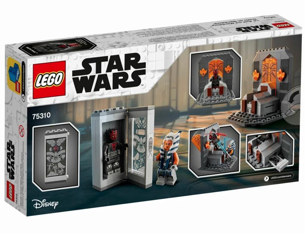 LEGO Star Wars - 75310 - Duel on Mandalore  75310_20