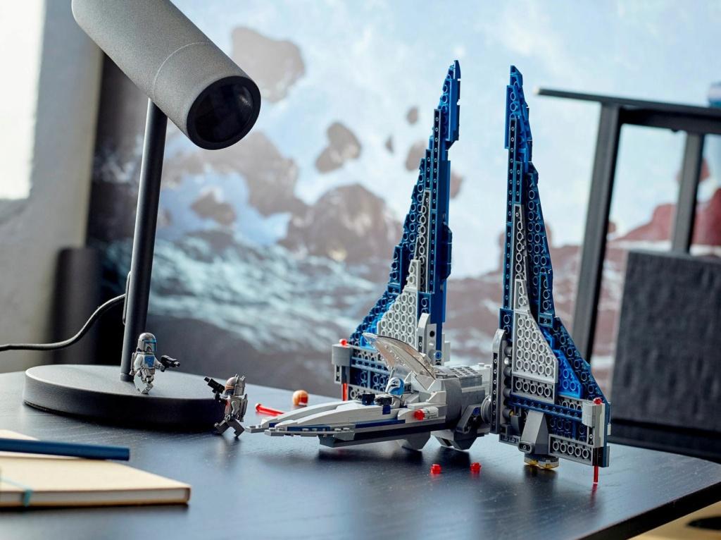LEGO Star Wars - 75316 - Mandalorian Fighter 75316_10