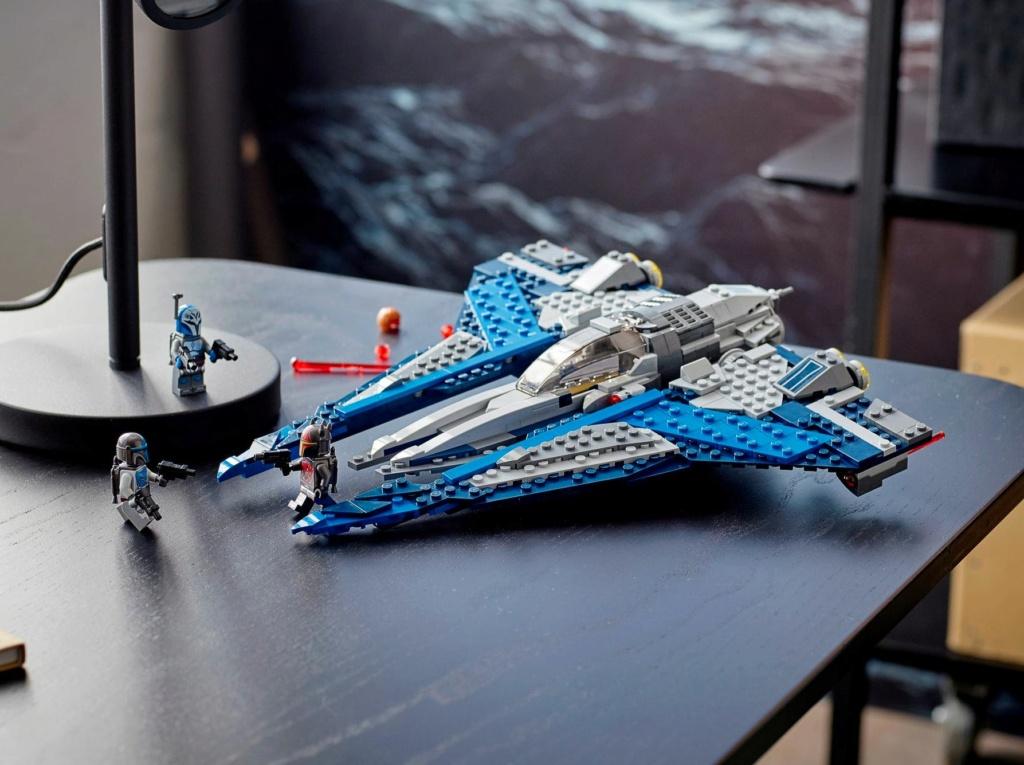 LEGO Star Wars - 75316 - Mandalorian Fighter 75316_11