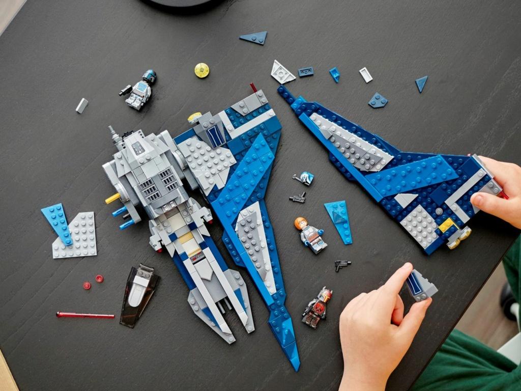 LEGO Star Wars - 75316 - Mandalorian Fighter 75316_12