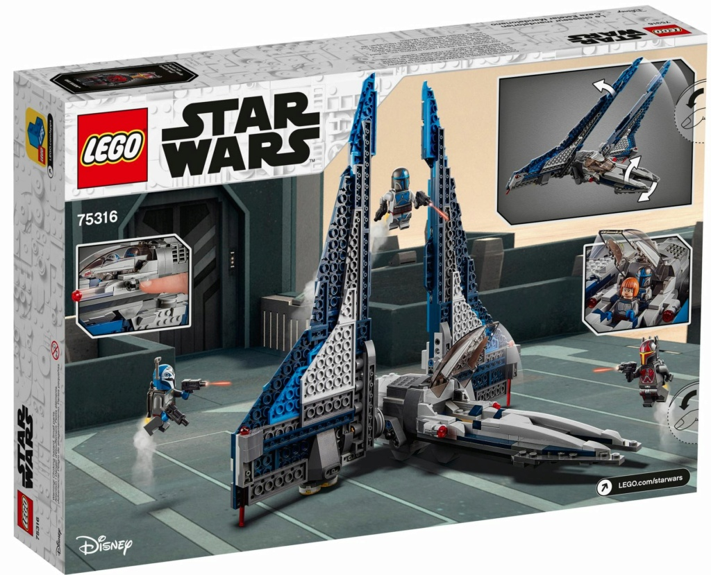 LEGO Star Wars - 75316 - Mandalorian Fighter 75316_13