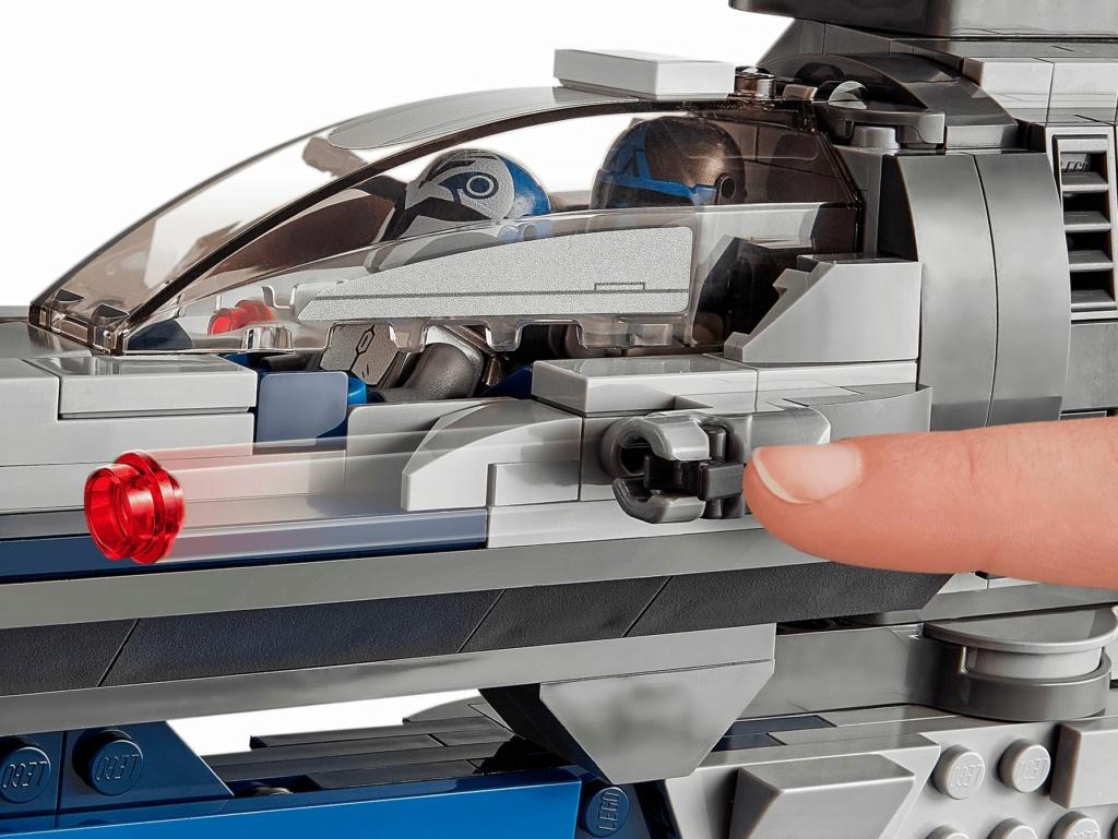 LEGO Star Wars - 75316 - Mandalorian Fighter 75316_14