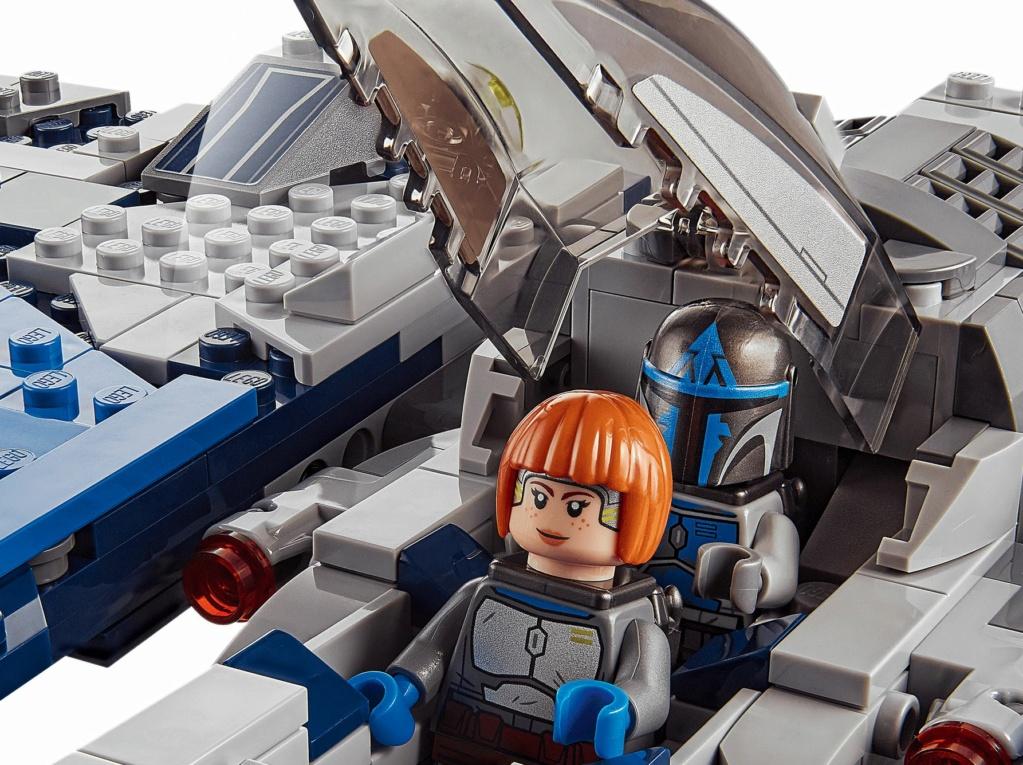 LEGO Star Wars - 75316 - Mandalorian Fighter 75316_15